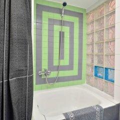Апартаменты Plaka Elegant Apartment ванная