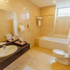 Thien An Riverside Hotel ванная фото 2