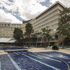 Отель InterContinental Medellin спортивное сооружение
