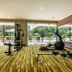 Отель Huong Giang Hotel Resort & Spa Вьетнам, Хюэ - 1 отзыв об отеле, цены и фото номеров - забронировать отель Huong Giang Hotel Resort & Spa онлайн фитнесс-зал фото 3