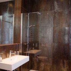 Отель Albert Moliere Брюссель ванная