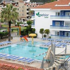 Отель Exelsior Junior Мармарис бассейн фото 3