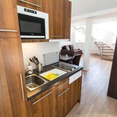 Апартаменты Leonhard Apartments Vienna Вена в номере фото 2