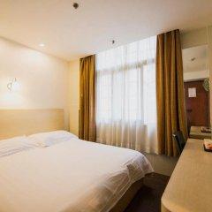 Отель Motel Shanghai West Gaoke Road New International Expo Centre комната для гостей фото 4