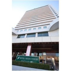 Hotel Green Tower Makuhari Тиба бассейн фото 3
