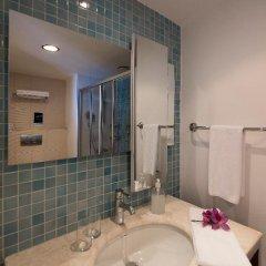 Barut B Suites Турция, Сиде - отзывы, цены и фото номеров - забронировать отель Barut B Suites онлайн ванная фото 2