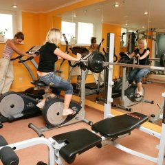 Гостиница Волна фитнесс-зал фото 3