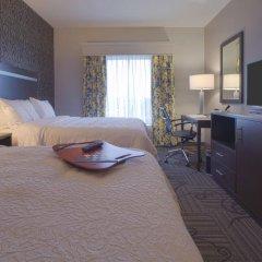Отель Hampton Inn & Suites Columbus/University Area Колумбус удобства в номере фото 2