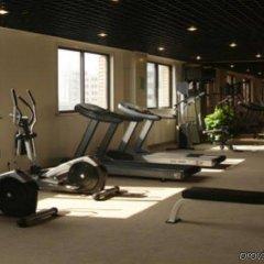 Отель City Сиань фитнесс-зал