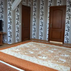 Отель Плазма Львов сейф в номере