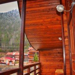 Resort Kaman Hotel Турция, Узунгёль - отзывы, цены и фото номеров - забронировать отель Resort Kaman Hotel онлайн балкон