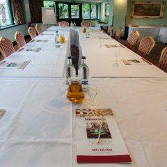 Отель Britannia Hampstead Лондон помещение для мероприятий фото 2