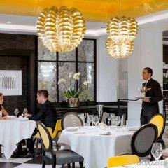 Отель Sofitel Paris Le Faubourg Франция, Париж - 3 отзыва об отеле, цены и фото номеров - забронировать отель Sofitel Paris Le Faubourg онлайн питание фото 3