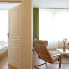 Отель Aparthotel am Zwinger комната для гостей фото 4