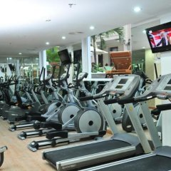 Grand Hotel Saigon фитнесс-зал фото 4