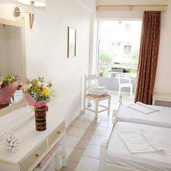 Отель Theonia Hotel Греция, Кос - 1 отзыв об отеле, цены и фото номеров - забронировать отель Theonia Hotel онлайн комната для гостей фото 5