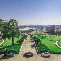 Отель Dalat Palace Далат спортивное сооружение