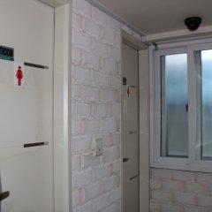 Отель Living Castle ванная фото 2