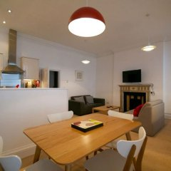 Апартаменты Gower Street Apartments Лондон в номере