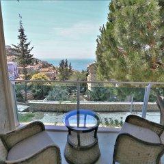 Villa Rimma by Akdenizvillam Турция, Калкан - отзывы, цены и фото номеров - забронировать отель Villa Rimma by Akdenizvillam онлайн балкон