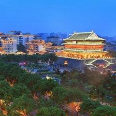Отель Hongrui Business Hotel Xi'an Airport Китай, Сяньян - отзывы, цены и фото номеров - забронировать отель Hongrui Business Hotel Xi'an Airport онлайн