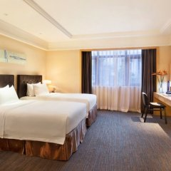 Отель Luxury Сямынь комната для гостей