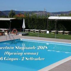 Hotel Piscina La Suite Фонди бассейн