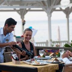 Отель Crystal Flora Beach Resort – All Inclusive питание фото 2