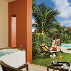 Отель Now Garden Punta Cana All Inclusive Доминикана, Пунта Кана - 1 отзыв об отеле, цены и фото номеров - забронировать отель Now Garden Punta Cana All Inclusive онлайн бассейн фото 2