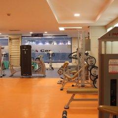 Отель Tirana International Hotel & Conference Centre Албания, Тирана - отзывы, цены и фото номеров - забронировать отель Tirana International Hotel & Conference Centre онлайн фитнесс-зал фото 3