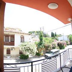 Rebetika Hotel Турция, Сельчук - 1 отзыв об отеле, цены и фото номеров - забронировать отель Rebetika Hotel онлайн балкон
