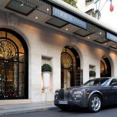 Отель Four Seasons George V Париж спортивное сооружение