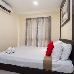 Отель ZEN Rooms Basic Sentul Cinema Малайзия, Куала-Лумпур - отзывы, цены и фото номеров - забронировать отель ZEN Rooms Basic Sentul Cinema онлайн комната для гостей фото 3