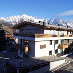 Отель Echt Woods Appartements Австрия, Зёлль - отзывы, цены и фото номеров - забронировать отель Echt Woods Appartements онлайн балкон