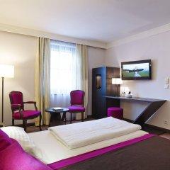 Отель Der Salzburger Hof Зальцбург комната для гостей фото 5