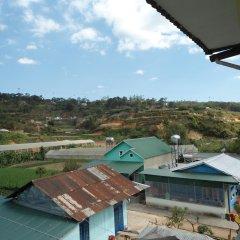 Green Valley Hotel Далат балкон