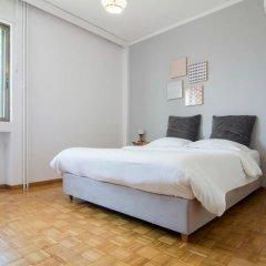 Апартаменты Vintage Style 2 Bedroom Apartment Афины комната для гостей