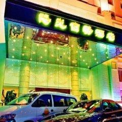Отель Zhongshan Sunshine Business Hotel Китай, Чжуншань - отзывы, цены и фото номеров - забронировать отель Zhongshan Sunshine Business Hotel онлайн городской автобус