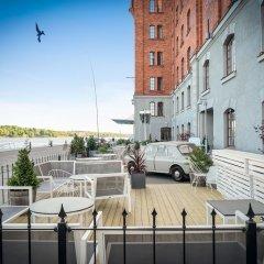 Отель Elite Marina Tower Стокгольм балкон