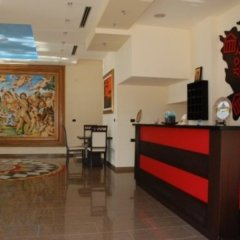 Отель Apollon Албания, Саранда - отзывы, цены и фото номеров - забронировать отель Apollon онлайн интерьер отеля фото 3