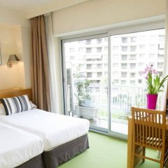 Hotel Zaragoza Plaza комната для гостей