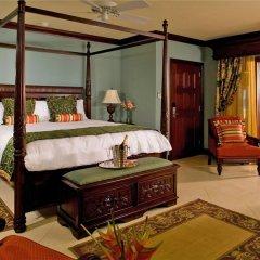 Отель Sandals Montego Bay - All Inclusive - Couples Only сейф в номере