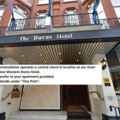 Отель Access Bloomsbury Великобритания, Лондон - отзывы, цены и фото номеров - забронировать отель Access Bloomsbury онлайн интерьер отеля фото 2