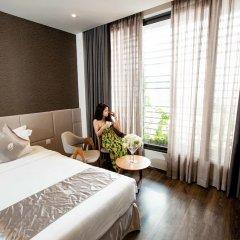 Отель BB Hotel Nha Trang Вьетнам, Нячанг - 1 отзыв об отеле, цены и фото номеров - забронировать отель BB Hotel Nha Trang онлайн комната для гостей фото 5