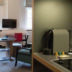 Отель Apartment040 Averhoff Living Гамбург гостиничный бар