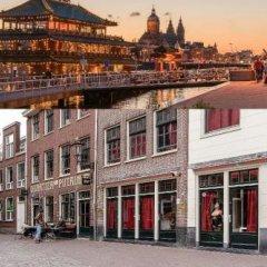 Отель B&B Houseboat between Amsterdam Windmills Нидерланды, Амстердам - отзывы, цены и фото номеров - забронировать отель B&B Houseboat between Amsterdam Windmills онлайн фото 15