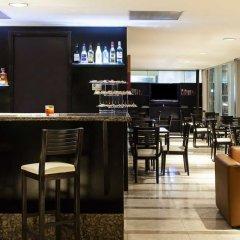 Отель NH Puebla Centro Histórico гостиничный бар