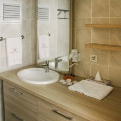 Отель Gold Suite ванная фото 2