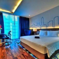 Отель Galleria 10 Sukhumvit Bangkok By Compass Hospitality Бангкок комната для гостей фото 2