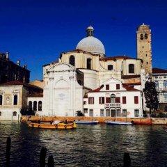 Отель LImbarcadero Италия, Венеция - отзывы, цены и фото номеров - забронировать отель LImbarcadero онлайн приотельная территория фото 2